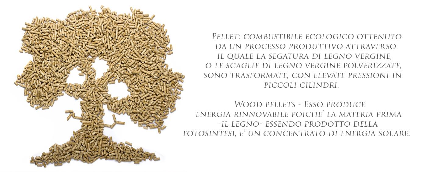 Acquisto pellet prestagionale – Installazione climatizzatore